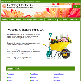 Bedding Plants UK